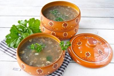 гороховый суп в мультиварке редмонд пошаговый рецепт