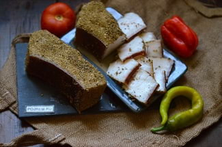 Засолка сала сухим способом: самый вкусный рецепт