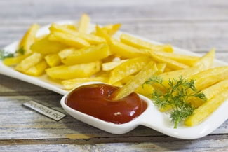 Картошка фри в духовке