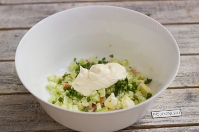 салат с креветками самый вкусный пошаговый рецепт с фото