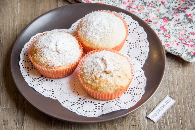 сладкие кексы