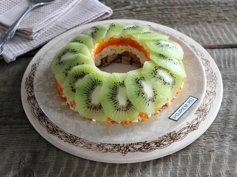 салат «малахитовый браслет»