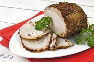 Свинина в духовке куском