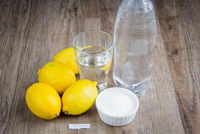 Как сделать лимонад в домашних условиях рецепт 407