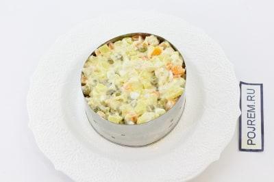 Салат венеция пошаговый рецепт с