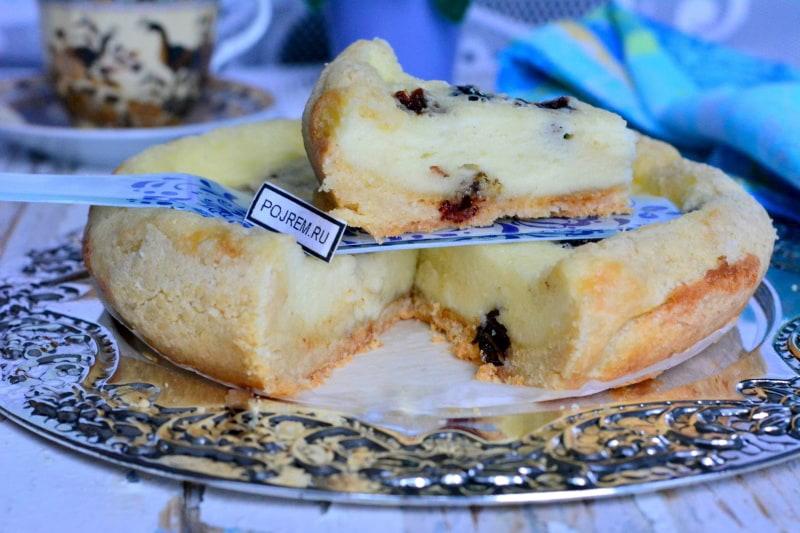ватрушка классическая рецепт с фото пошагово