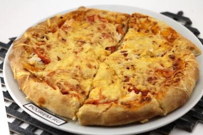 Приготовить пиццу на кефире в домашних условиях