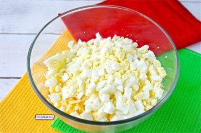 Салат с оливками рецепты простые в домашних условиях пошагово