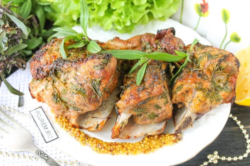 Брусничный соус к утки рецепт