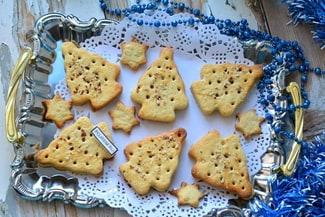 Подборка, какое печенье приготовить на Новый год