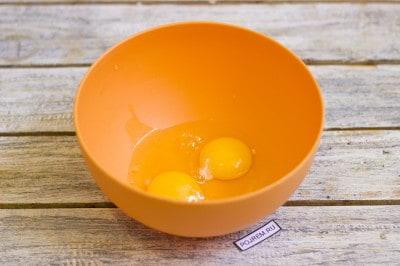 блины на воде с яйцами пошаговый рецепт вкусные