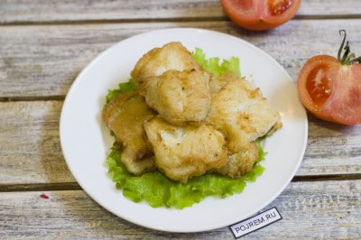Рыба пангасиус в кляре пошаговый рецепт с