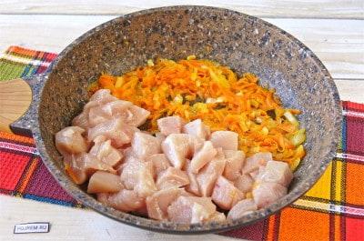 Рецепты с грудкой курицы