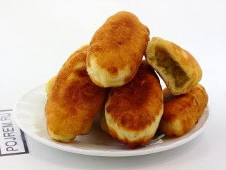 Пирожки с горохом