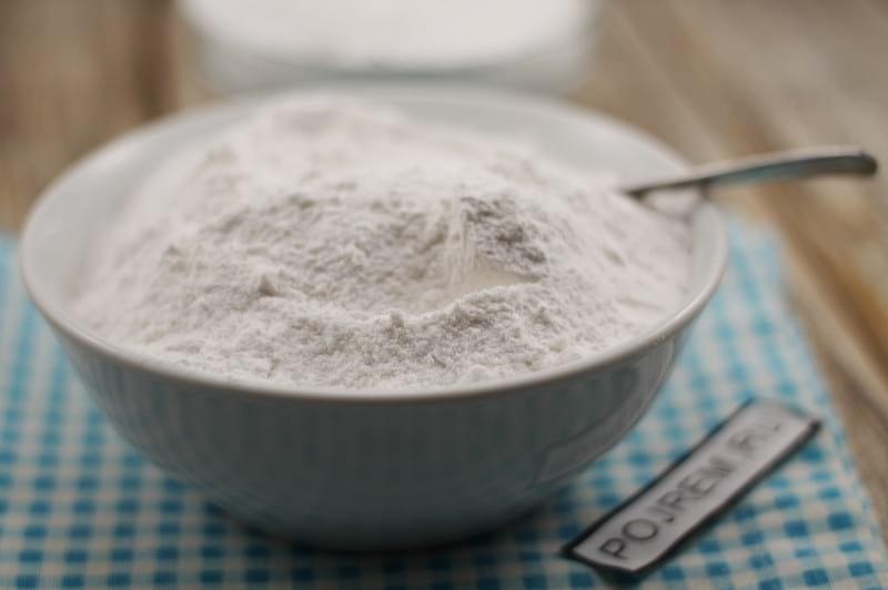 сахарная пудра в домашних условиях
