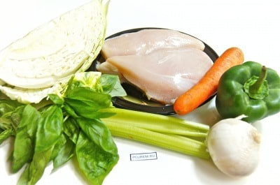диетический суп из овощей рецепт диетический стол 5