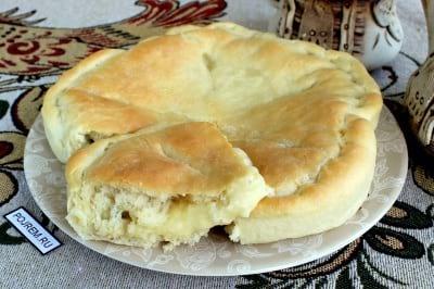 осетинские пироги с сыром и с картошкой рецепт