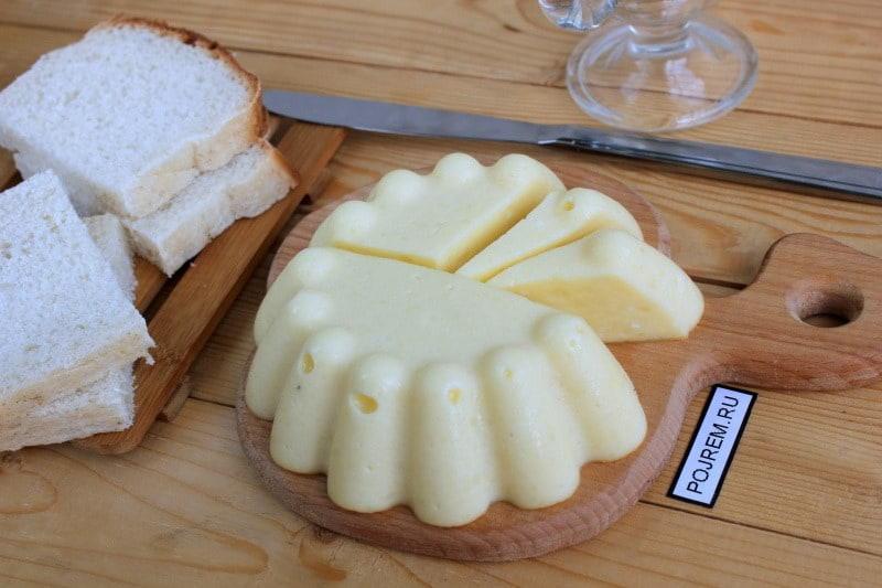 Мягкий творожный сыр в домашних условиях рецепт с пошагово