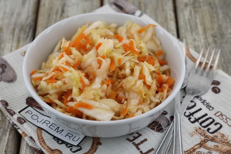 рецепт рассола для капусты