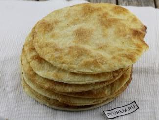 Тесто для наполеона